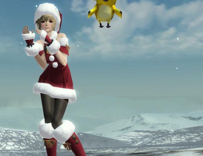 ホワイトスノークリスマス2