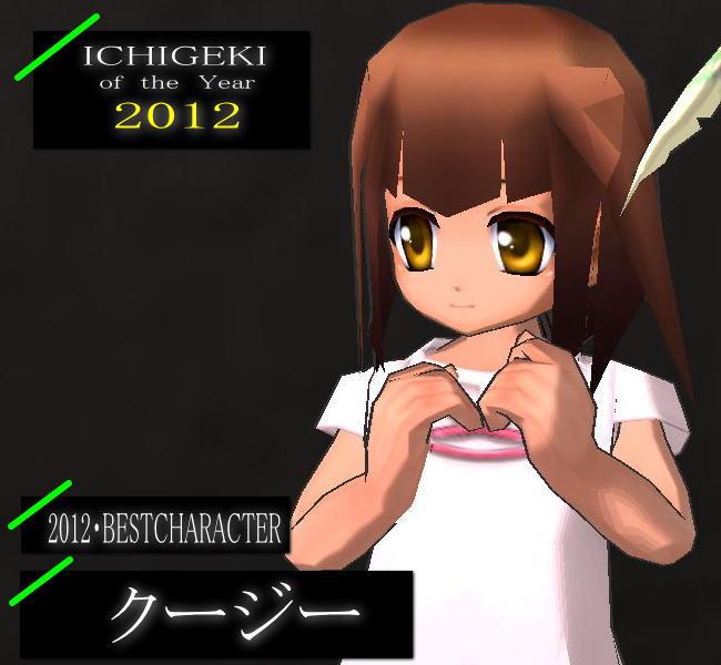 2012ベストキャラクター