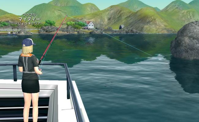 河口湖を釣れ!10