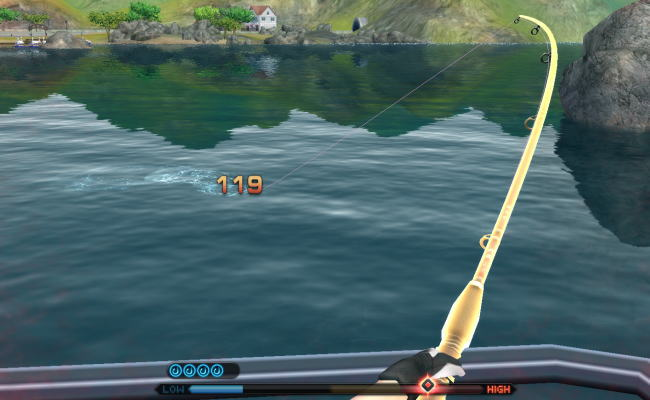 河口湖を釣れ!12