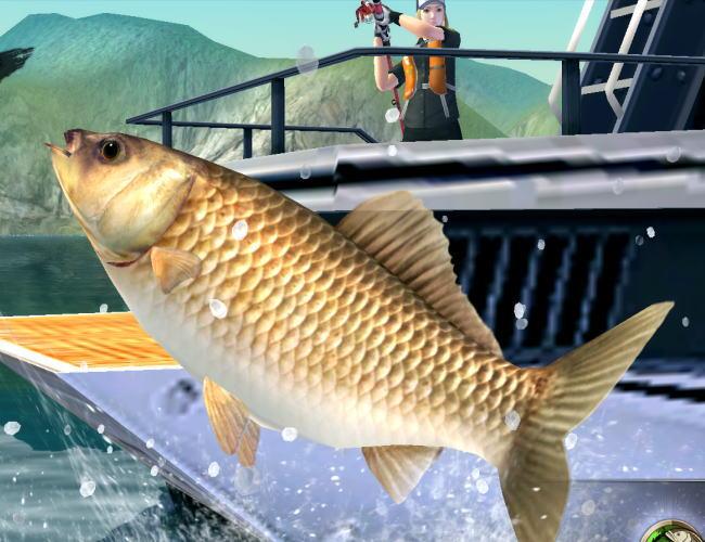 河口湖を釣れ!15