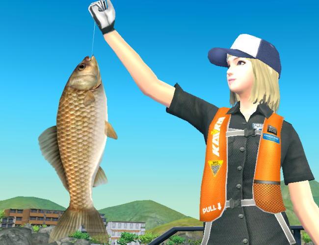 河口湖を釣れ!17