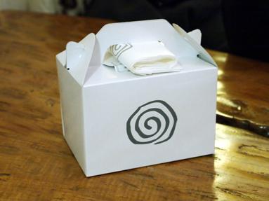 辻口さんプロデュースのロールケーキ専門店です。