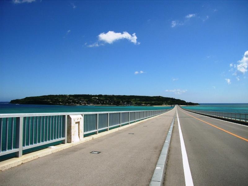 沖縄の海!!@古宇利島