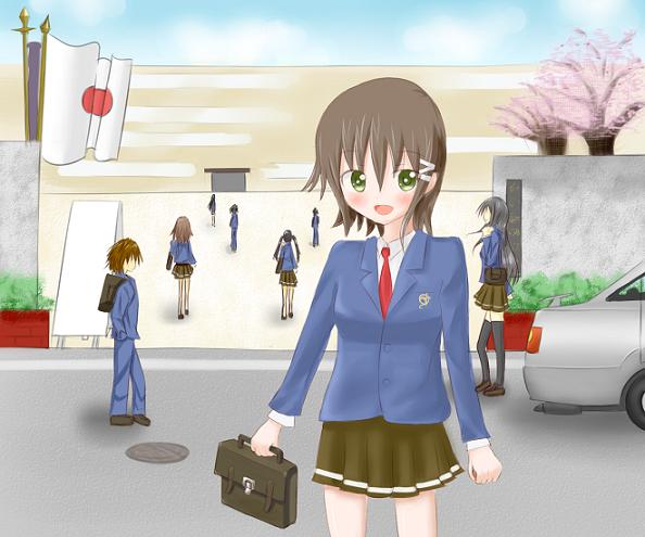 入学式ブログ