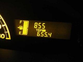 2011年4月29日 ドライブ総走行距離