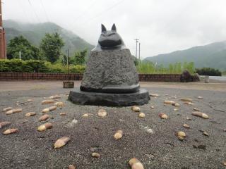 道の駅 早池峰 トトロ