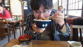 ソースカツ丼 一関市 割烹松竹