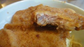 ソースカツ丼 アップ 一関市 割烹松竹