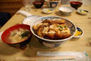 会津 ソースカツ丼