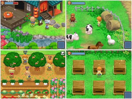 ふたご プラス 攻略 牧場 の 村 物語