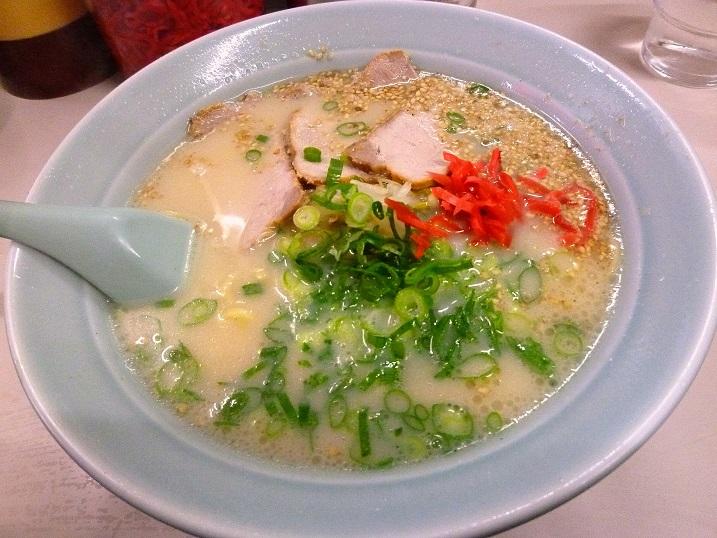 珍竜軒九州ラーメン3