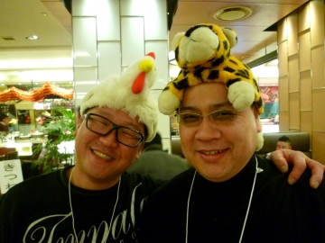 TKUさん&福ちゃんさん