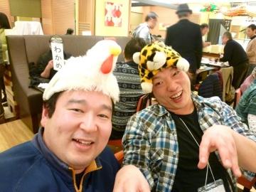 はるりんさん&鈴庵さん