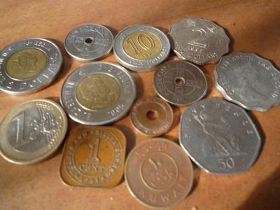 変わったコイン