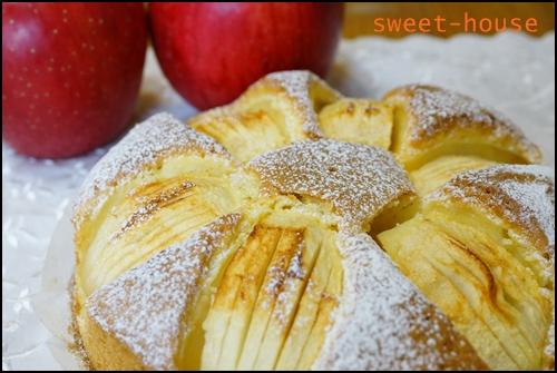 DSC07974 アップルケーキ