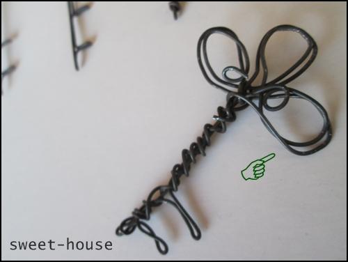 ワイヤークラフト鍵