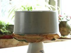 きなこと抹茶のシフォンケーキ