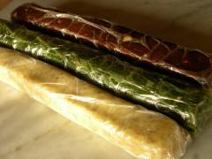 クッキー生地3種類