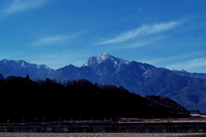 穂高連峰002