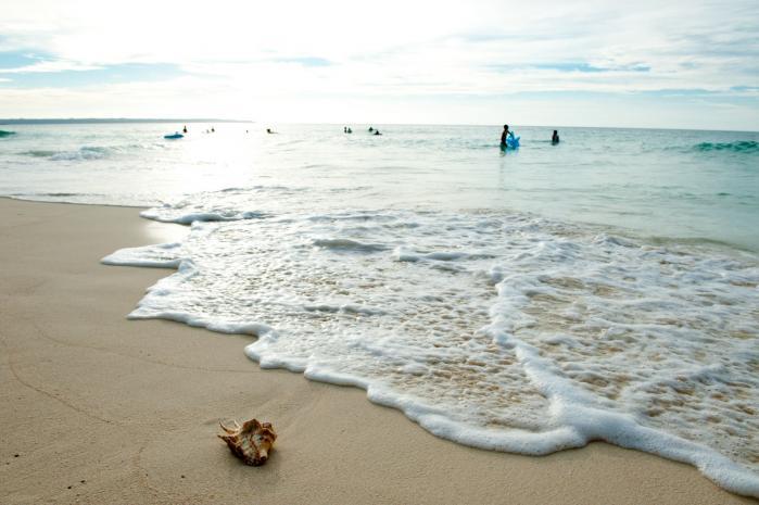 沖縄の宮古島にある砂山ビーチ003