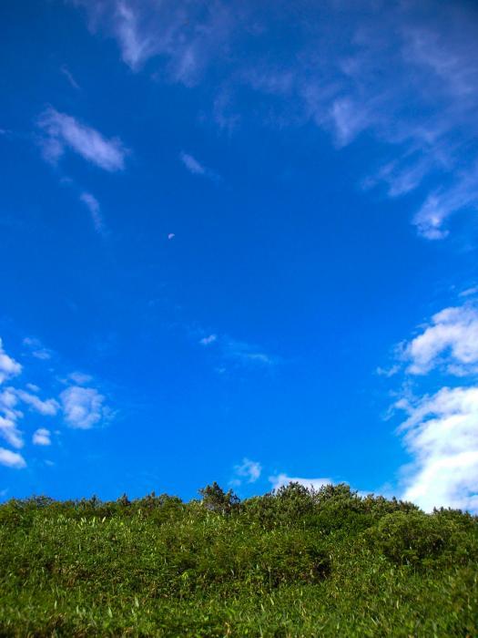 山と雲と青空001