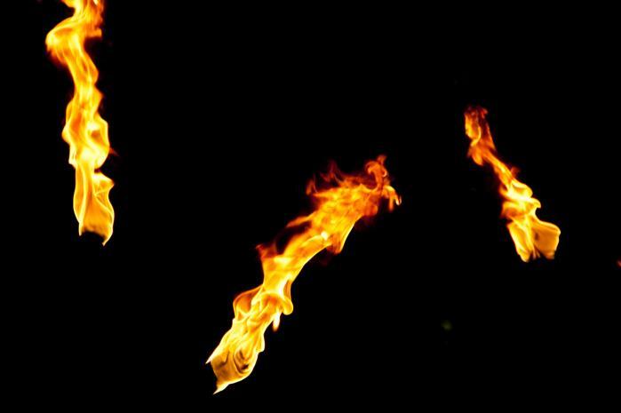 炎・火のフリー素材写真003