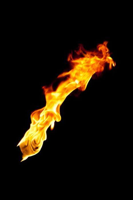 炎・火のフリー素材写真005