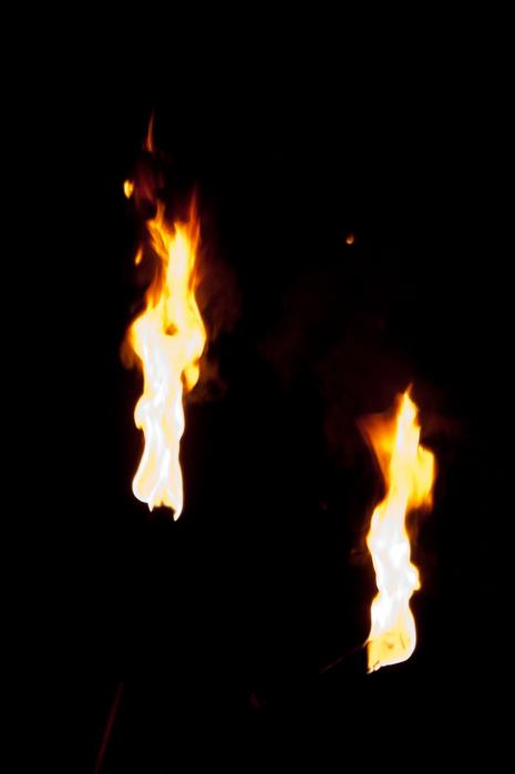 炎・火のフリー素材写真006
