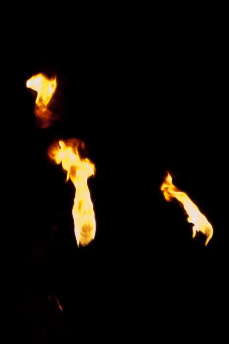 炎・火のフリー素材写真008