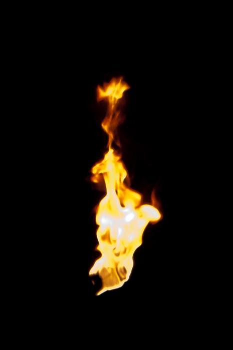 炎・火のフリー素材写真009