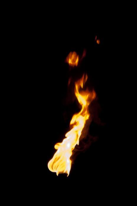 炎・火のフリー素材写真010