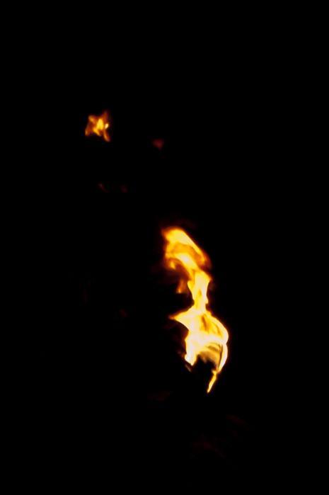 炎・火のフリー素材写真011