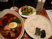 季節のスープカレー(根菜)