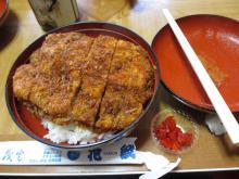 花紋 ソースカツ丼