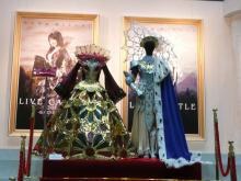 CASTLE衣装展示