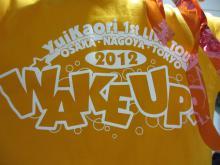 ゆいかおり WAKE UP Tシャツ