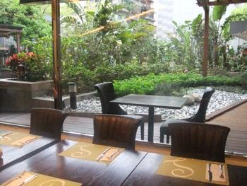 花園大酒店 レストラン