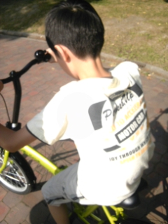自転車 翔