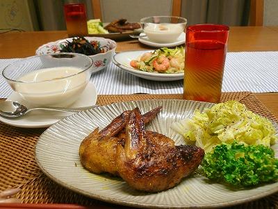 110526夕食