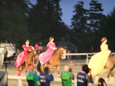400女性騎士DSCF4223