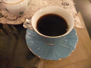 300コーヒーカップ青DSCF7846