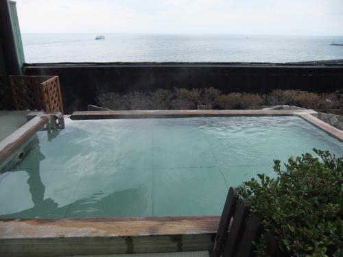 500海を見ながらの入浴DSCF0954