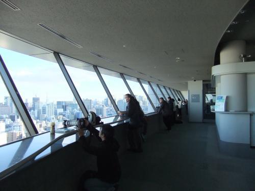 500文京シビックセンター 展望台 DSCF9543