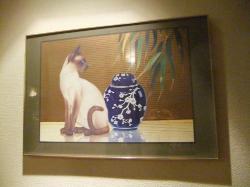 500猫の絵①DSCF8793