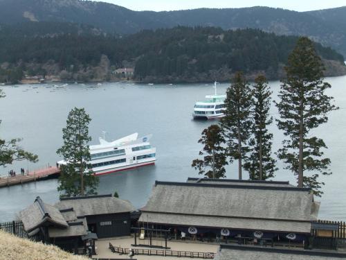 湖畔眺望DSCF3725