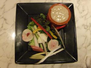 季節野菜のバーニャカウダDSCF4148