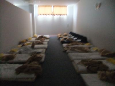 仮眠室DSCF9362