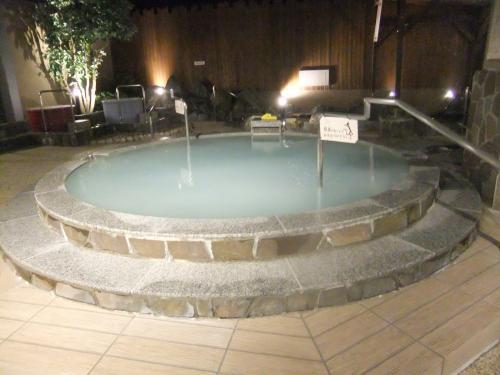 夜露店風呂DSCF9350
