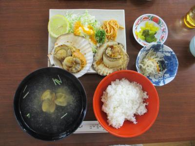帆立焼き定食MG_0093
